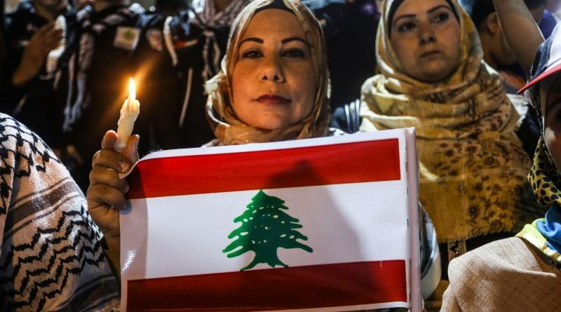 Politicians bolt from Lebanon's cabinet & Parliament in aftershocks of Beirut mega-blast