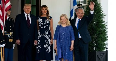 Trump: Another 5-6 states waiting to sign peace with Israel
