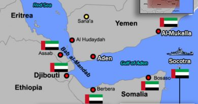 Socotra figures in multiple threats to Israel following UAE, Bahraini pacts