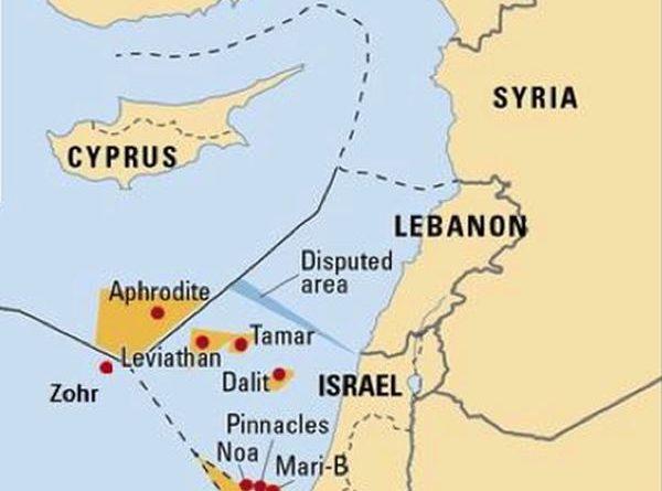 US-brokered Israel-Lebanon talks on sea & land border disputes off to a good start