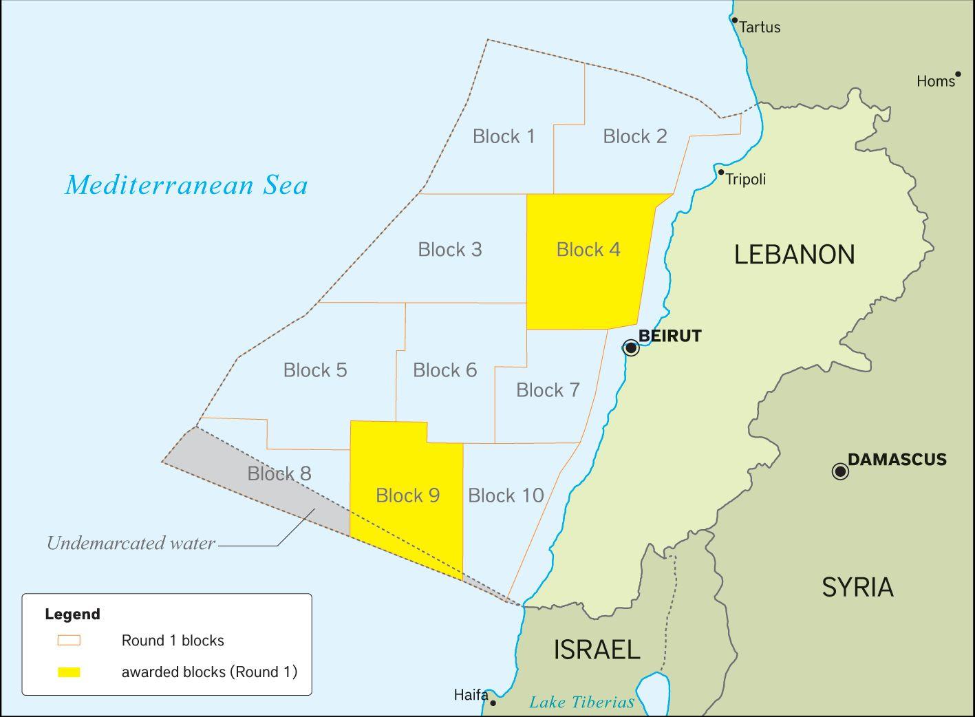 Lebanon's Dep C-of-S Brig, Yassin to lead maritime talks with Israel