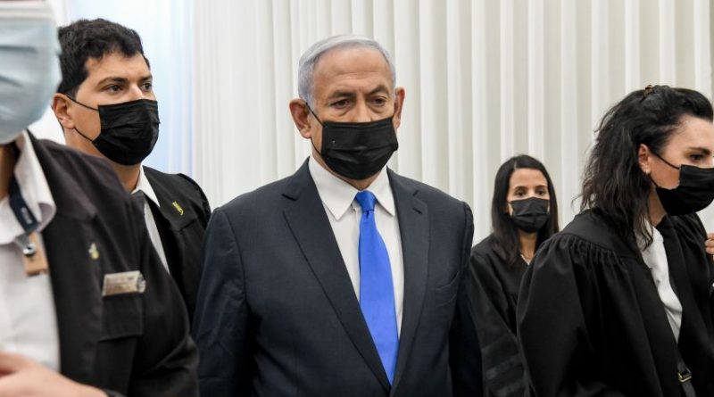 Netanyahu puts his trial behind him to fight full-on for re-election