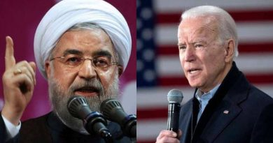 "Biden to Tehran: ""You can't act with impunity"""