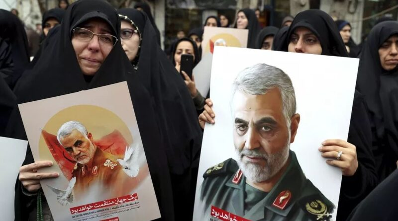 """""""Punishment for Soleimani killing"""" raised by Iran in response to new Biden proposal"""