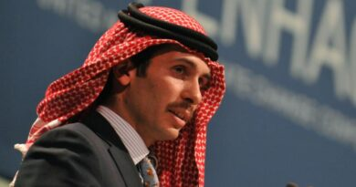 Prince Hamza says he is under house arrest, denies conspiracy