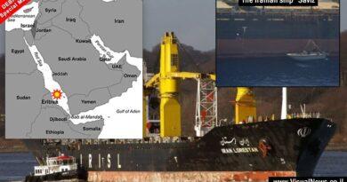 Israel shifts focus to Tehran's sea bridge, strikes Guards ship in the Red Sea