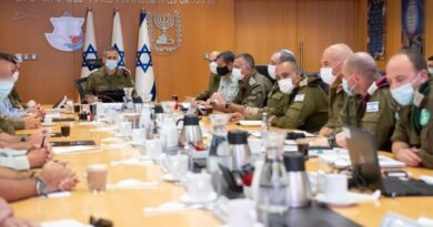 Gen. Kochavi's US trip cancelled. PM calls emergency conference on new Palestinian aggression