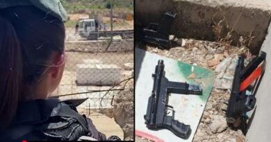 Palestinian multi-casualty terror thwarted by quick-witted girl officer