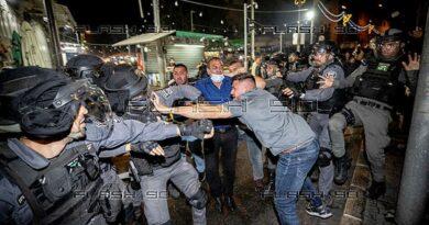 New spearhead for Palestinian turbulence – Israel Arab youth. Unrest spreads to Haifa, Nazareth