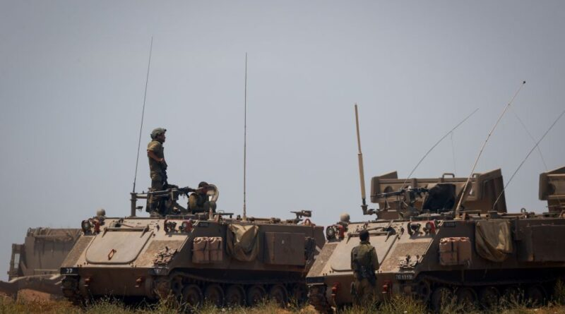 Half of Hamas manpower is non-operational. IDF hit-and-run strikes will target its remaining rocket stocks