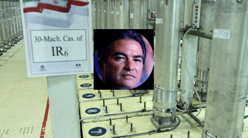 The steep drop in Natanz nuclear production may be Mossad chief Cohen's parting shot