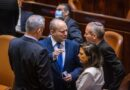 Lapid and Bennett grapple to hold their coalition majority together from slipping