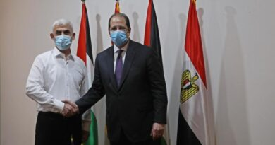 Egypt infuriates Israel, lets Hamas rearm for a fresh round of rocket aggression