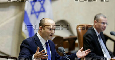 Israel's new government, a work of art, bears the seeds of its destruction