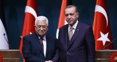 Turkey activates military intervention pact with Palestinians