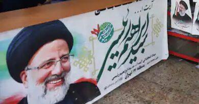 Presidential frontrunner Ebrahim Raisi would bolster Iran's anti-West hard line