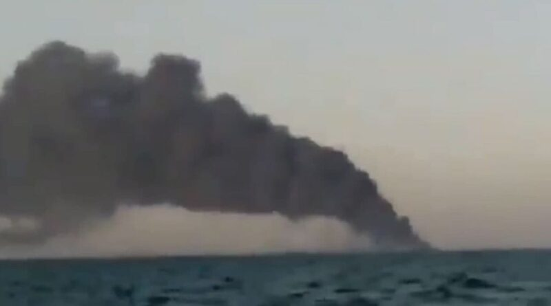 The cargo ship attacked no longer Israeli-owned