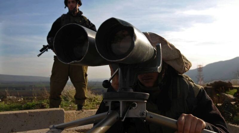 Israeli artillery responds to rocket fire from Lebanon. IDF air strikes over Syria
