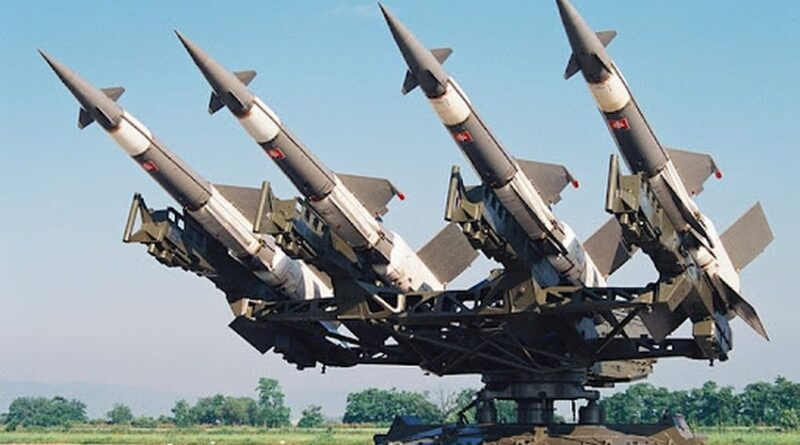 Two missiles exploding off Israel's coast marked Syria's response to alleged IDF air raid