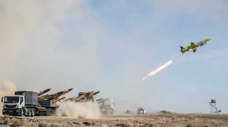 Large Iranian military drill on Azerbaijan border targets Baku's ties with Israel