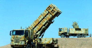 """Iran's biggest ever air defense exercise – """"ready for any threat"""" from US or Israel"""