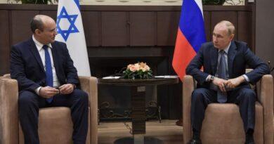 A summit at cross purposes: Putin talked about Syria; Bennett's concern – Iran